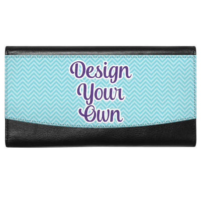 Design Your Own Personalized Genuine Leather Ladies Wallet