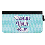 Design Your Own Genuine Leather Ladies Zippered Wallet (Personalized)