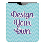 Design Your Own Genuine Leather iPad Sleeve (Personalized)