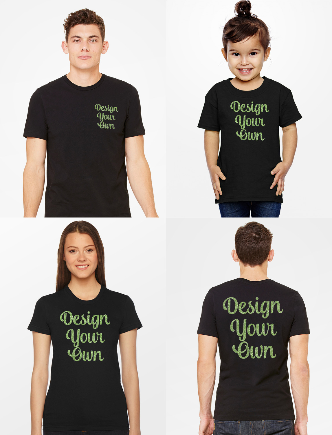 Make Your Own T Shirt Design With Iron On Bcd Tofu House