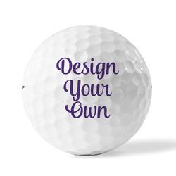 Design Your Own Golf Balls