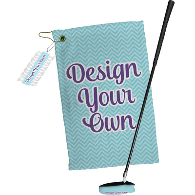 Design Your Own Golf Towel Gift Set