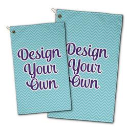 Design Your Own Golf Towel - Full Print