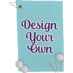 Design Your Own Golf Towel - Full Print