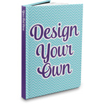"Design Your Own Hardbound Journal - 7.25"" x 10"" (Personalized)"