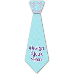 Design Your Own Iron On Tie (Personalized)