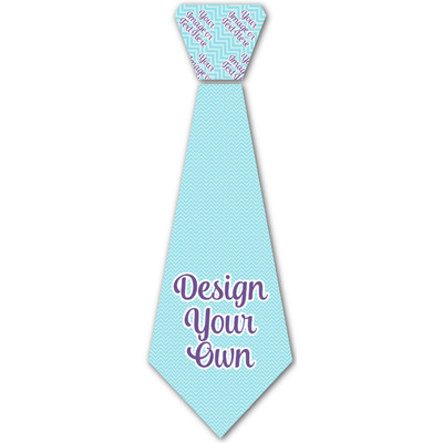 Design Your Own Iron On Tie - 4 Sizes