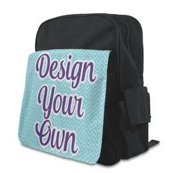 Design Your Own Preschool Backpack