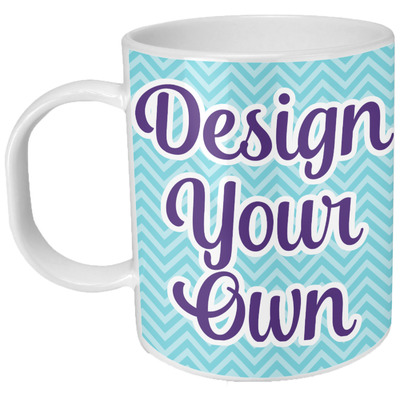 Design Your Own Personalized Plastic Kids Mug