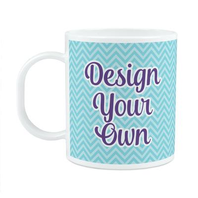 Design Your Own Plastic Kids Mug
