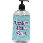 Design Your Own Plastic Soap / Lotion Dispenser (Personalized)