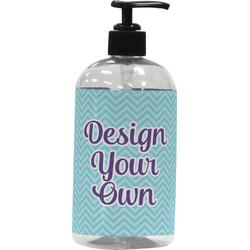 Design Your Own Plastic Soap / Lotion Dispenser (Personalized)