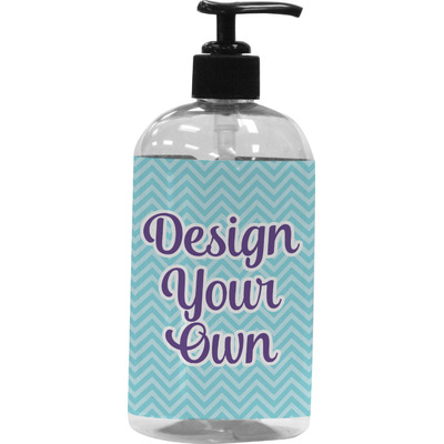 Design Your Own Personalized Plastic Soap / Lotion Dispenser