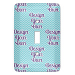 Design Your Own Light Switch Covers - Multiple Toggle Options Available (Personalized)