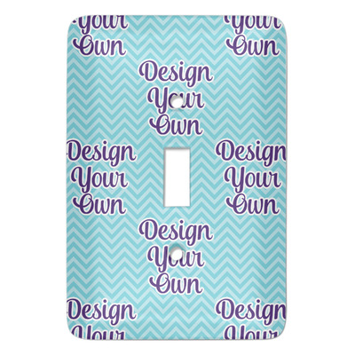 Design Your Own Personalized Light Switch Covers