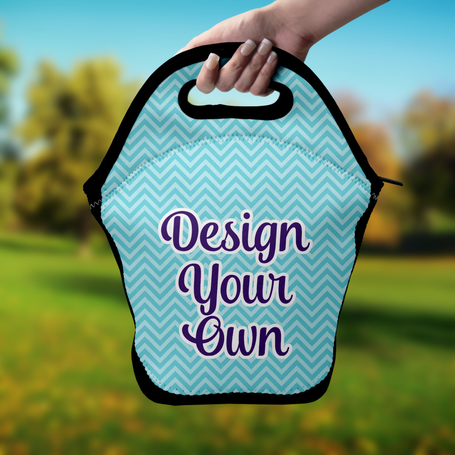 eb26bd0e65e7 Design Your Own Personalized Lunch Bag