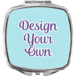Design Your Own Compact Makeup Mirror