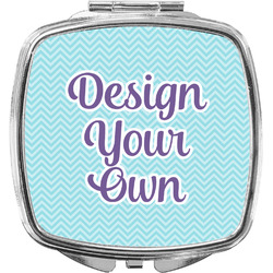 Design Your Own Compact Makeup Mirror (Personalized)