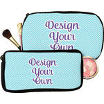 Design Your Own Makeup / Cosmetic Bag (Personalized)