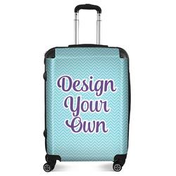 "Design Your Own Suitcase - 24""Medium - Checked"