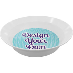 Design Your Own Melamine Bowl - 12 oz
