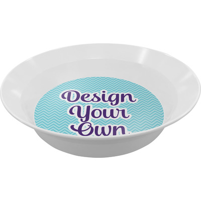 Design Your Own Personalized Melamine Bowl