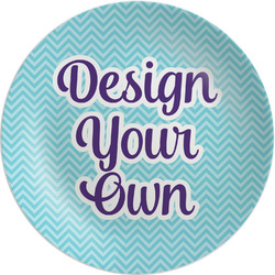 Design Your Own Melamine Plate - 10""
