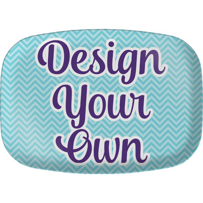 Design Your Own Personalized Melamine Platter