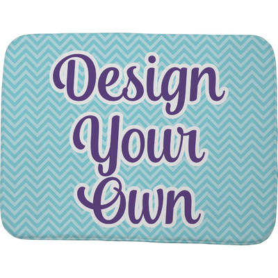 "Design Your Own Memory Foam Bath Mat - 48""x36"" (Personalized)"