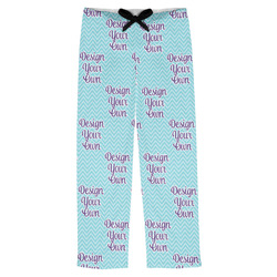 Design Your Own Mens Pajama Pants (Personalized)