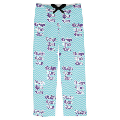 Design Your Own Personalized Mens Pajama Pants