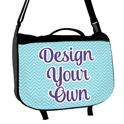 Design Your Own Personalized Messenger Bag