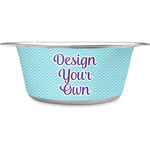 Design Your Own Stainless Steel Pet Bowl (Personalized)
