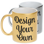 Design Your Own Metallic Mug