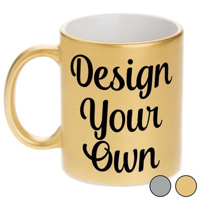 Design Your Own Metallic Mug