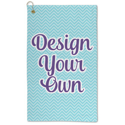Design Your Own Microfiber Golf Towel - Large