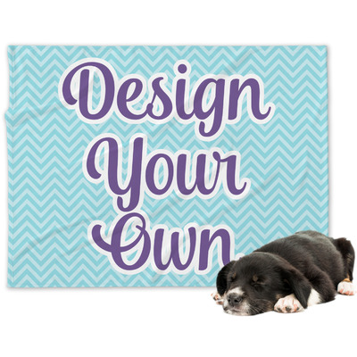 Design Your Own Personalized Minky Dog Blanket