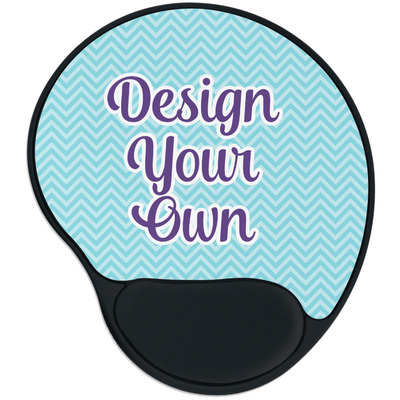 Design Your Own Mouse Pad with Wrist Support