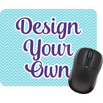 Design Your Own Rectangular Mouse Pad