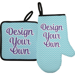 Design Your Own Oven Mitt & Pot Holder Set