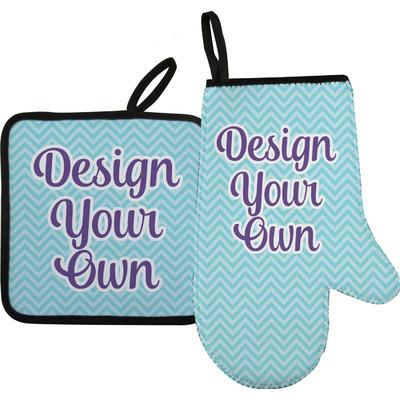 Design Your Own Oven Mitt & Pot Holder