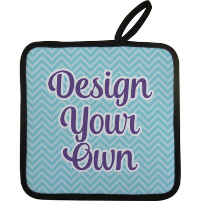Design Your Own Personalized Pot Holder