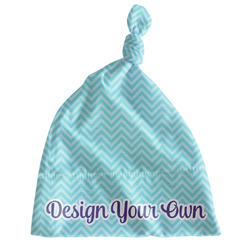 Design Your Own Newborn Hat - Knotted
