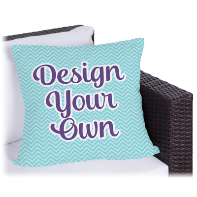 Design Your Own Personalized Outdoor Pillow