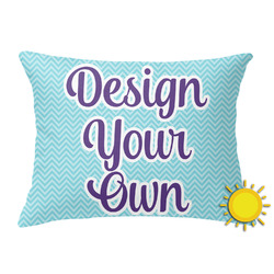 Outdoor Throw Pillows (Rectangular)