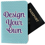 Design Your Own Passport Holder - Fabric (Personalized)