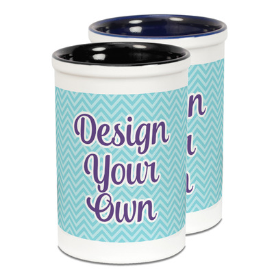 Design Your Own Ceramic Pencil Holder - Large