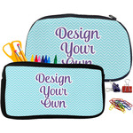 Design Your Own Pencil / School Supplies Bag (Personalized)