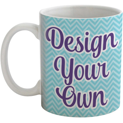 Design Your Own Personalized Coffee Mug