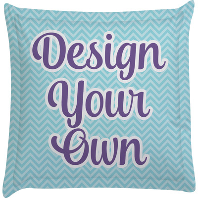 Design Your Own Personalized Euro Sham Pillow Case